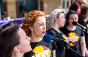 Lancashire Youth Vocal Ensemble
