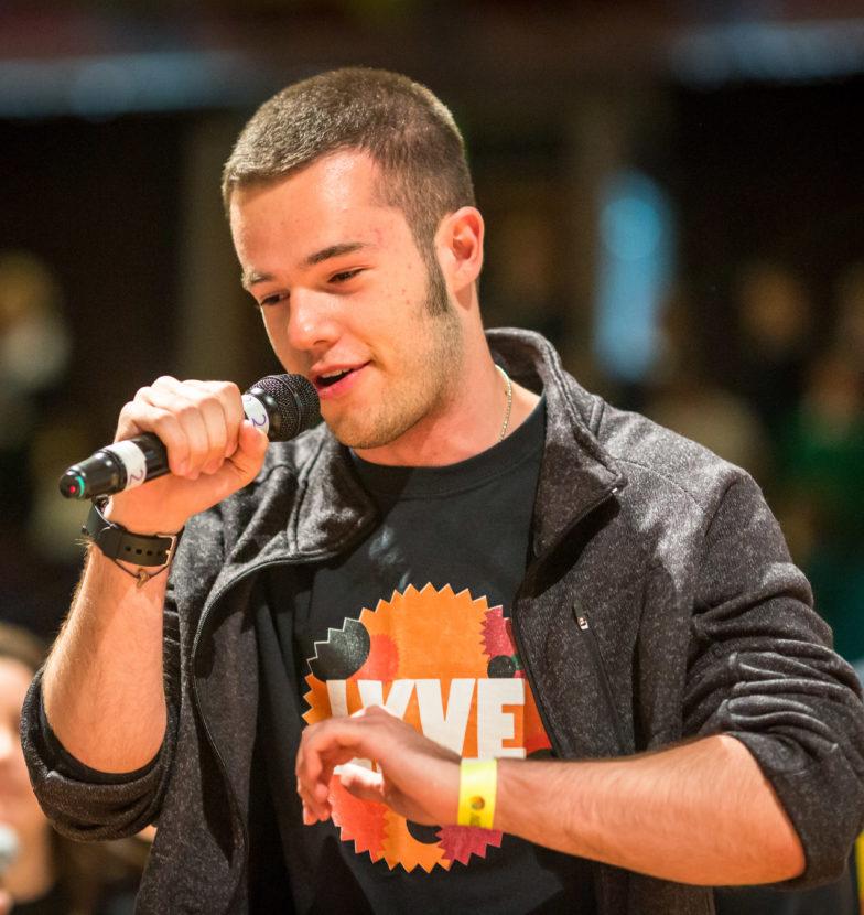 Beatboxing workshops for schools