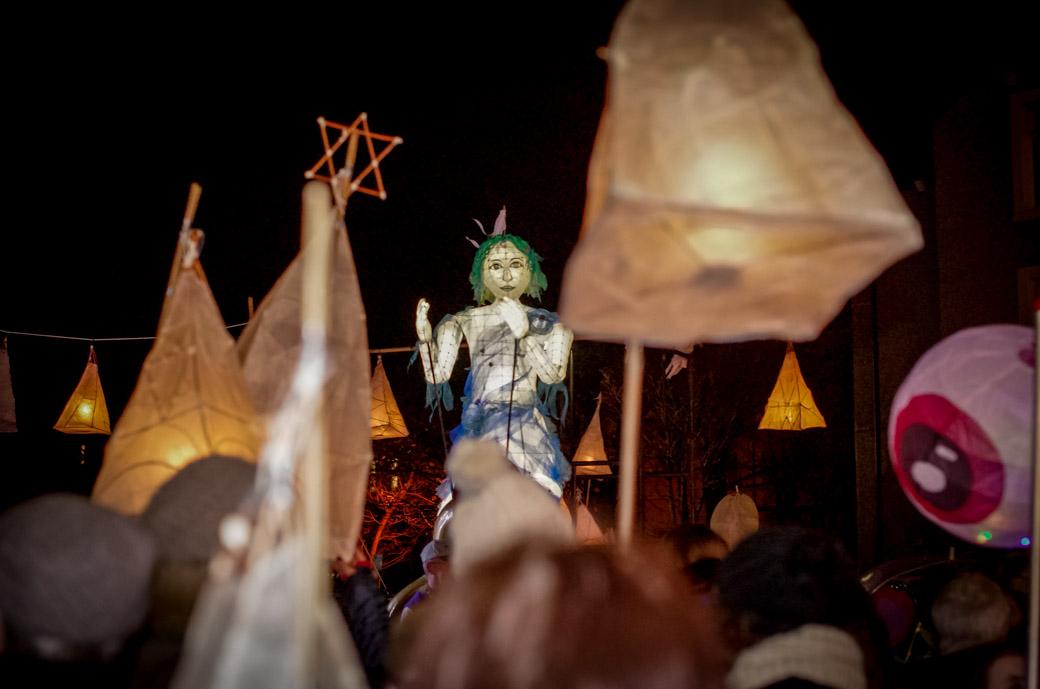 West End Winter Lantern Festival