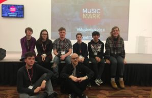 Amplify speak at national Music Mark conference