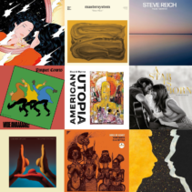Favourite Albums of 2018