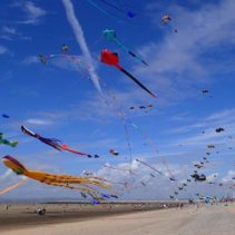 Access information for Catch the Wind Kite Festival 2019