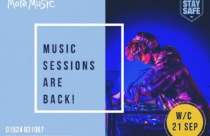 Sessions Sep – Dec 2020