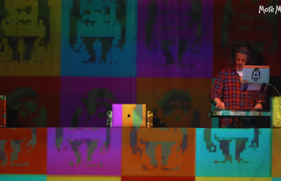 Hymns for Robots Livestream from More Music