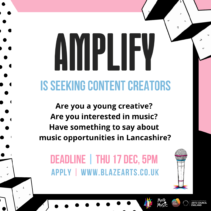 Amplify Callout for Content Creators
