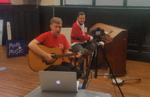 SEND music online with Pear Tree School