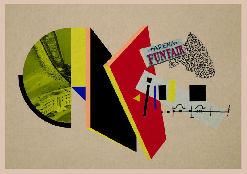 Postcard Design by Charlie Kondras