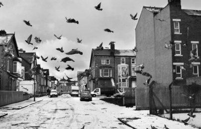 Streets in the Sky by Richard Davis