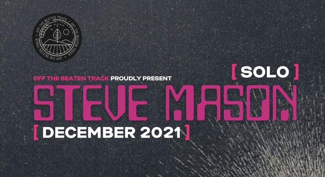 Steve Mason (solo)